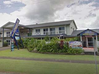 barrier reef motel