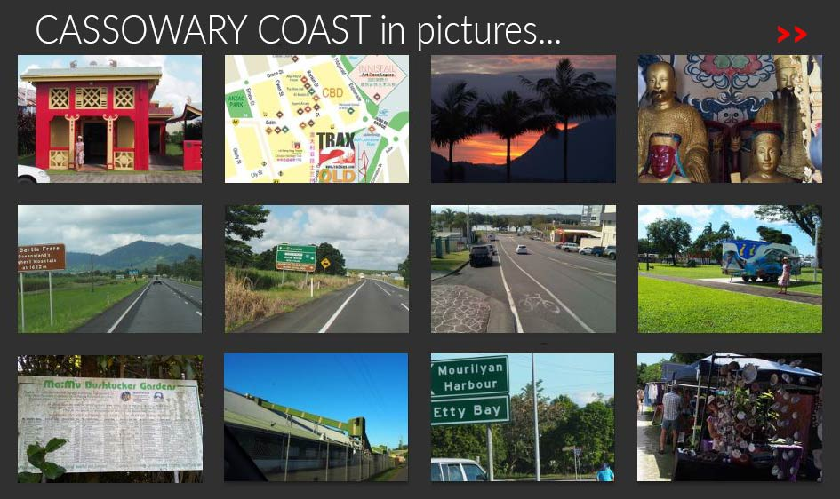 cassowary coast photos
