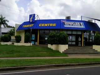 Rockhampton to Bundaberg Visitor Centre