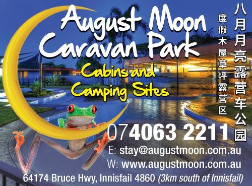 August Moon Caravan Park