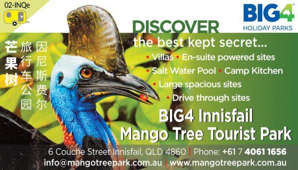 BIG4 Innisfail Mango Tree Tourist Park