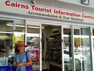 Cairns City Tourist Info Centres