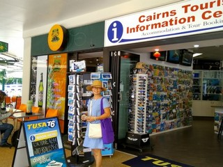 Cairns City Tourist Info Centres
