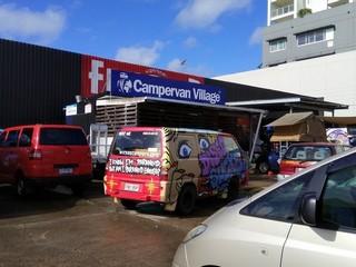 Cairns RV campervans rentals