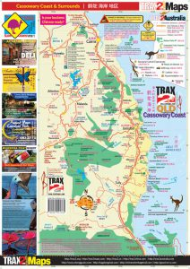 cassowary coast map