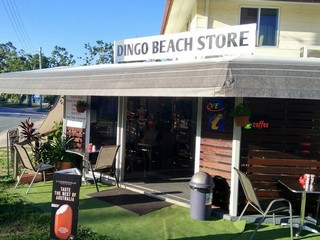 Whitsundays Dingo Beach Info and Store