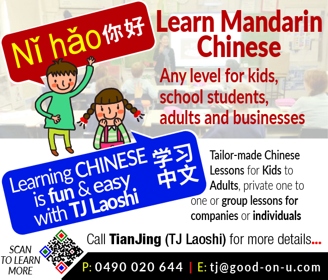 Nihao Chinese Ready Lessons 你好