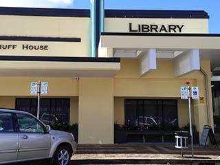 Innisfail Art Deco Library