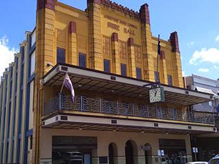 Innisfail Art Deco Town Hall