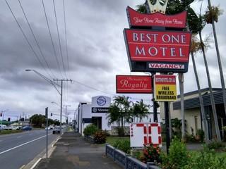 Rockhampton Best One Motel