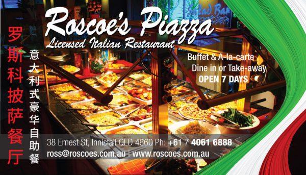 Roscoes Piazza